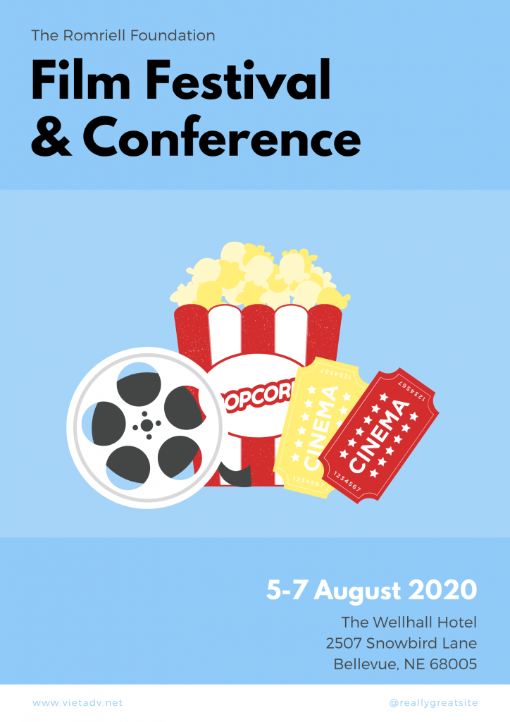 Blue Theater Conference Poster
